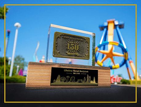 "Cedar Point ""Ticket of a Lifetime"" Instant Win Game (7,701 Winners!)"