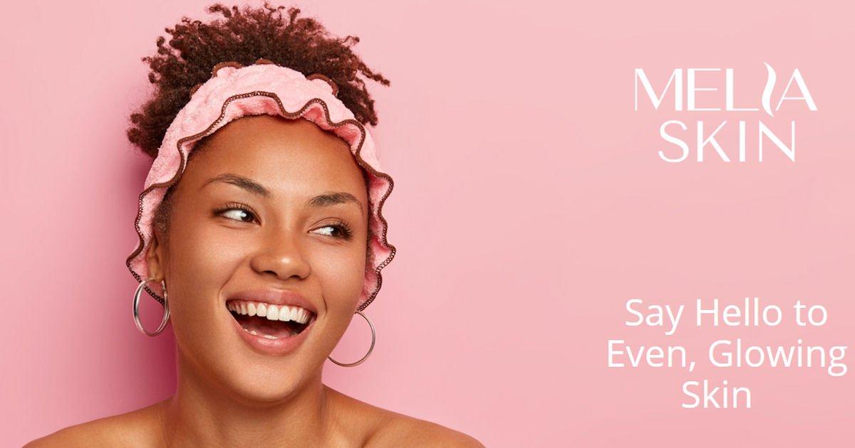 Free Melia Reusable Makeup Remover Cloth, Headband & More