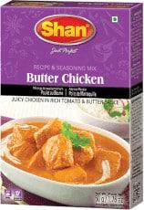 FREE Shan Butter Chicken Recipe Mix