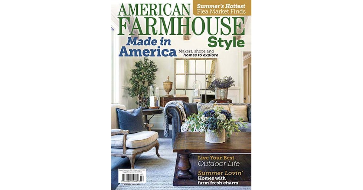 Free Subscription to American Farmhouse Style Magazine