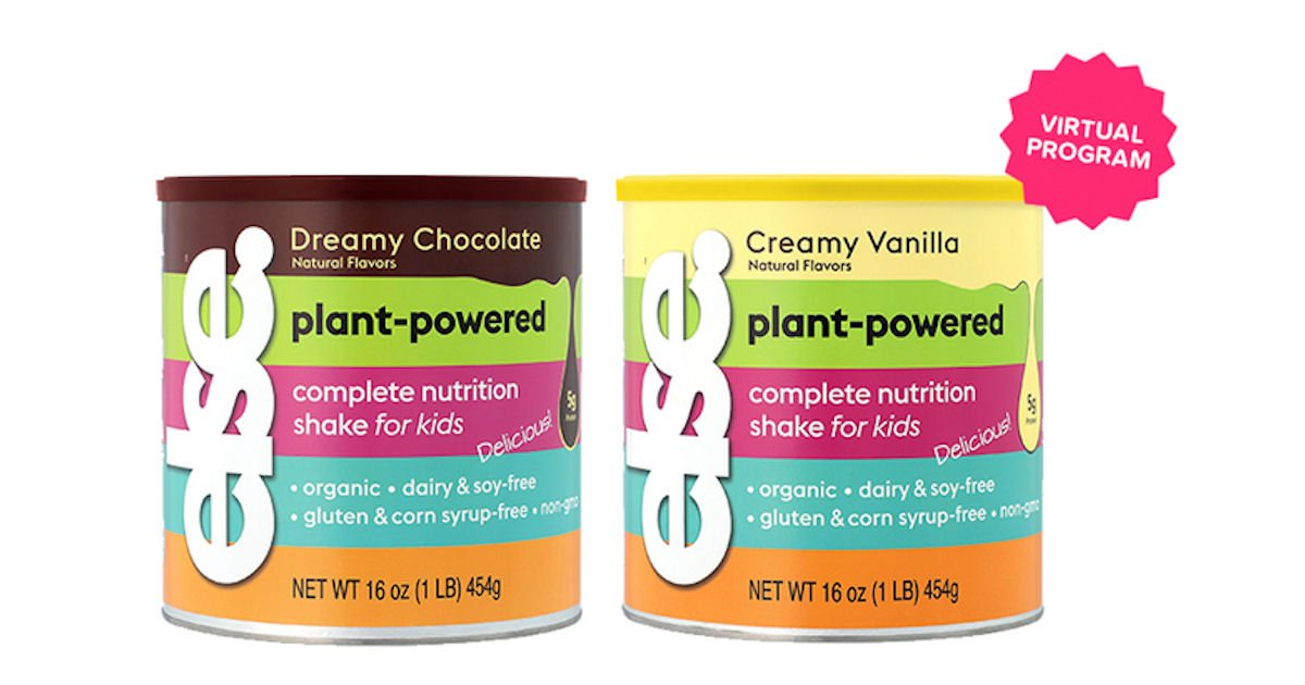 Free Else Nutrition Plant-Powered Complete Nutrition Shake Mix