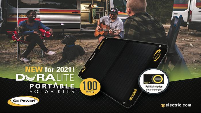 Duralite Solar Kit Giveaway