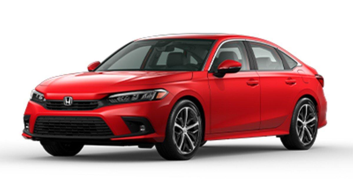 Win a Honda Civic Valued at $21,700