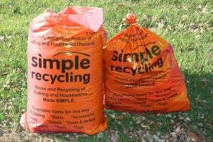 FREE SimpleRecycling Bag