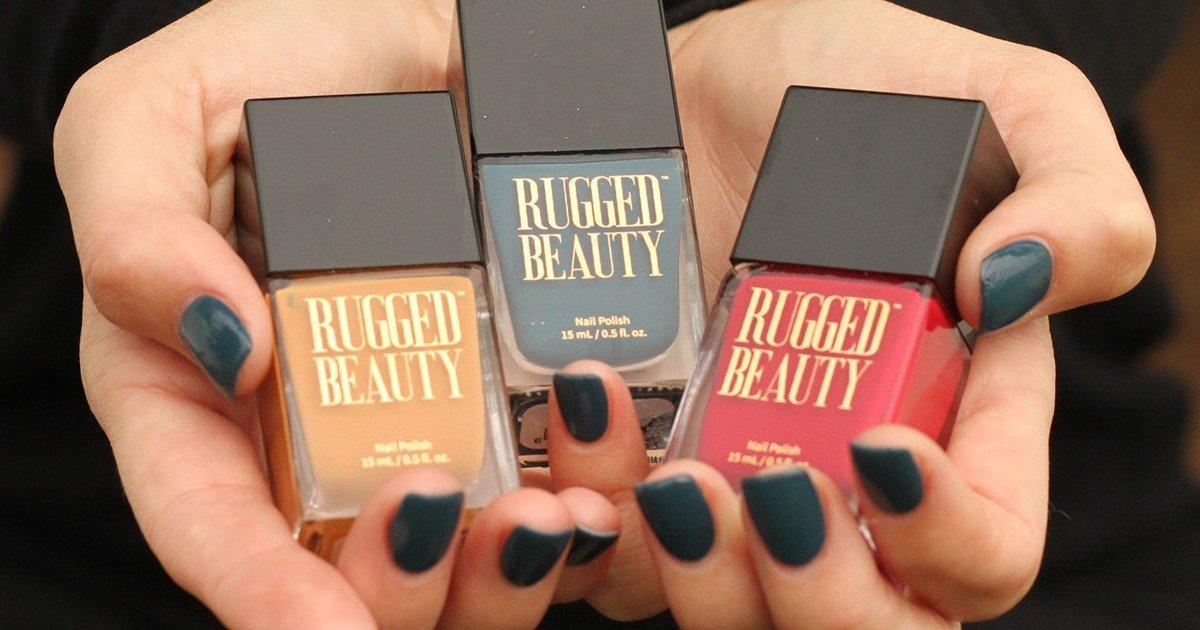 Free Rugged Beauty Nail Polish