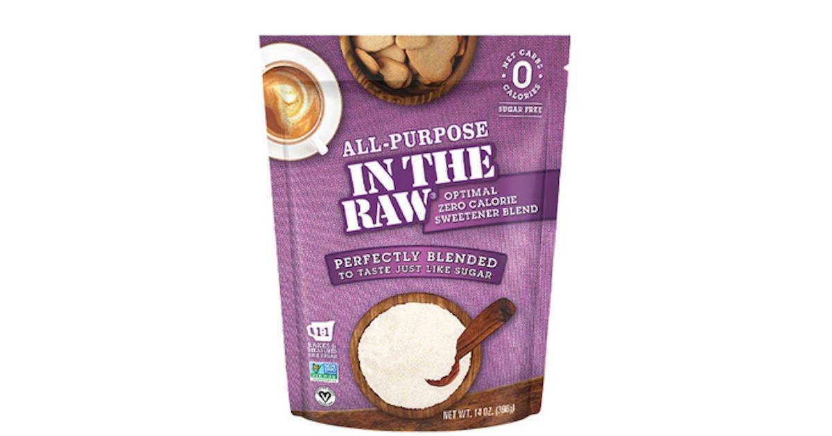Free All-Purpose In The Raw Optimal Zero Calorie Sweetener Blend