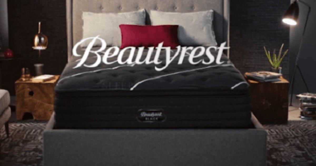 Free Beautyrest Mattress & Sleep Products
