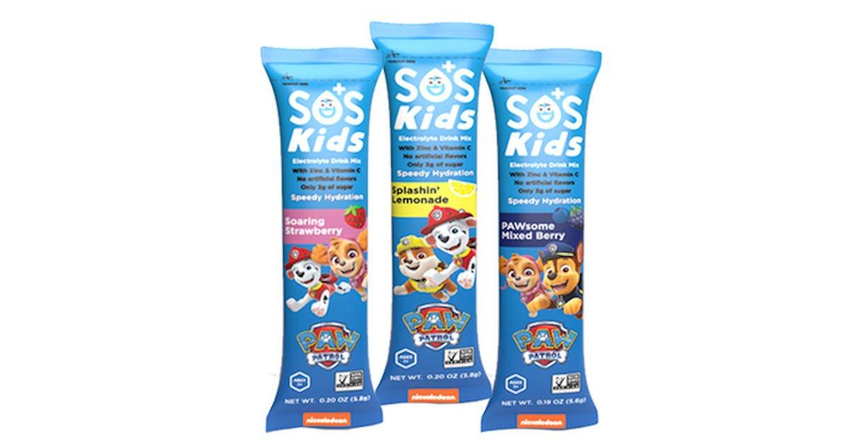 Free SOS Kids Hydration