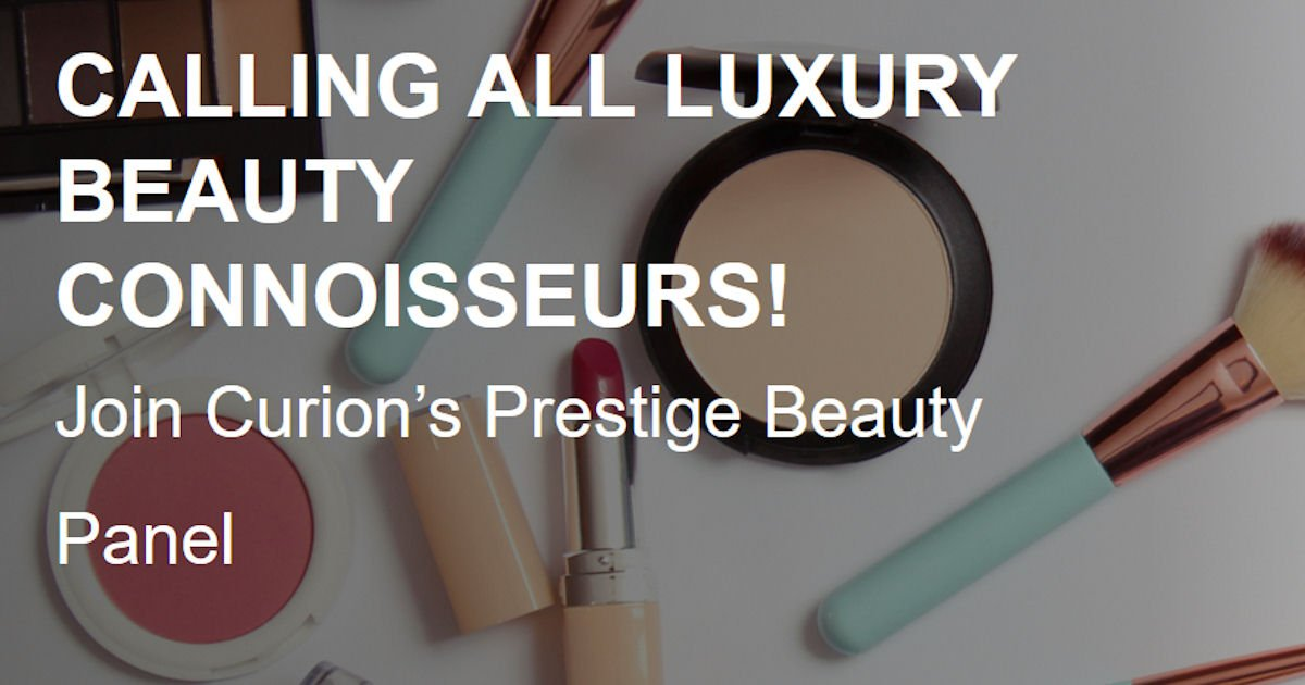 Free Curion's Prestige Beauty Products
