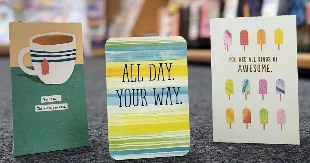 3 Free Hallmark Cards at CVS