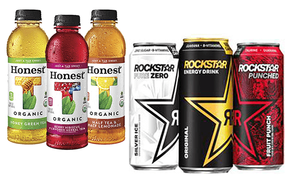 FREE Rockstar Energy Drink and Honest Tea at Giant Eagle