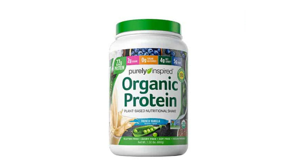 Free Purely Inspired Organic Protein