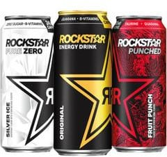 FREE Rockstar Energy Drink and Honest Tea at Giant Eagle Stores