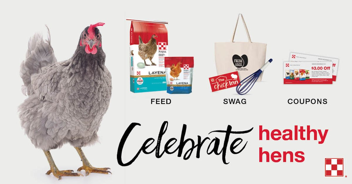 Free Purina Hens Tote Bag, Whisk, Sticker & More