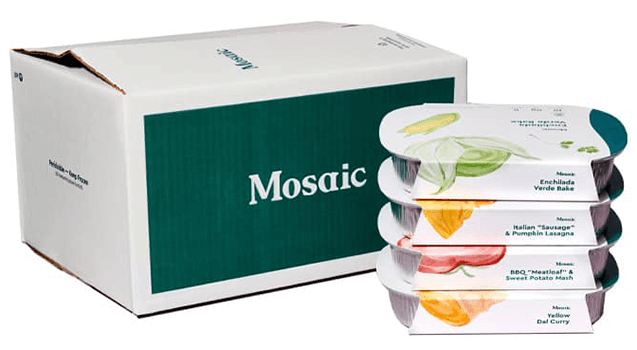 Possible FREE Mosaic Family Meals