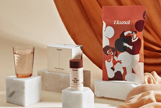 FREE Hazel Disposable Briefs Trial Kit